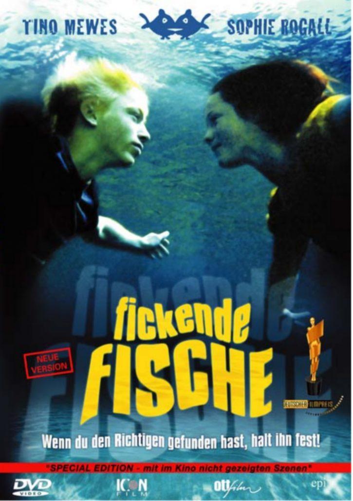 FICKENDE FISCHE DVD-Cover Neue Version front