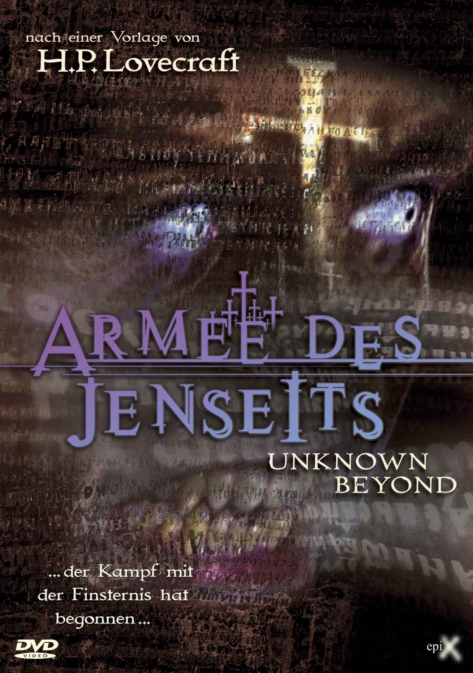 ARMEE DES JENSEITS FINAL FRONT DVD