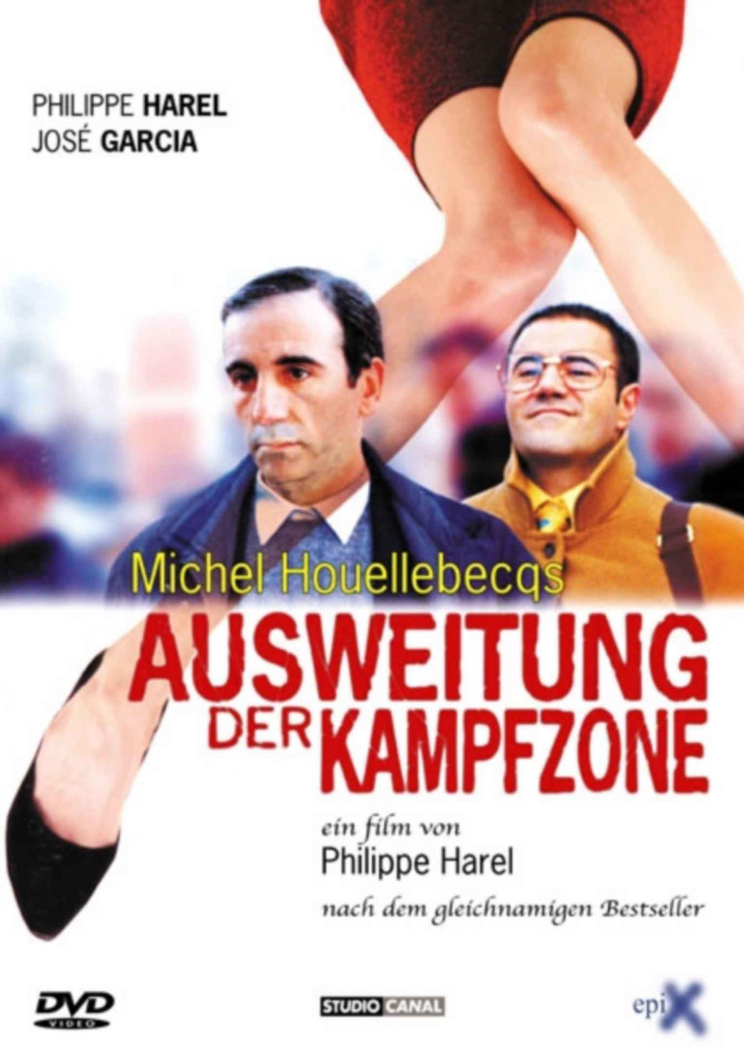 AUSWEITUNG CoverFront