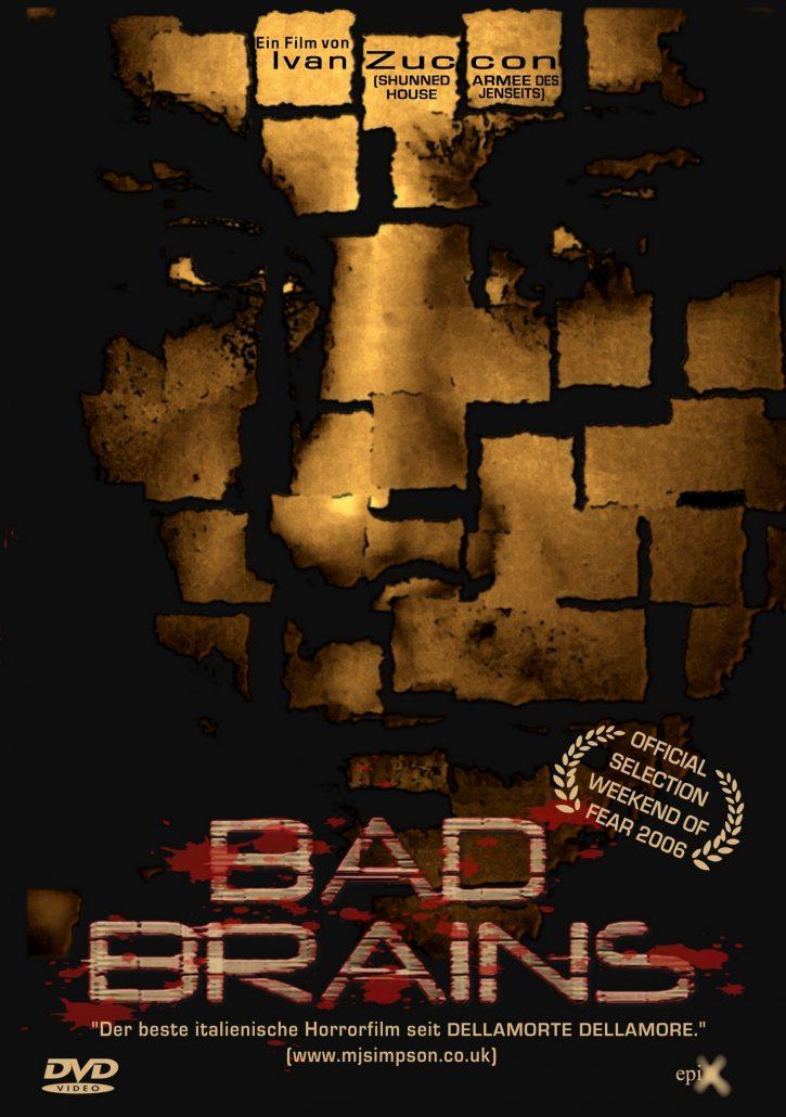 BAD BRAINS - CUT Front final