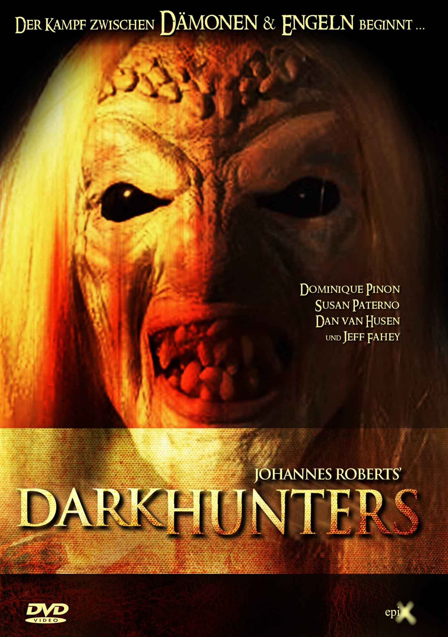DARKHUNTERS - Frontcover