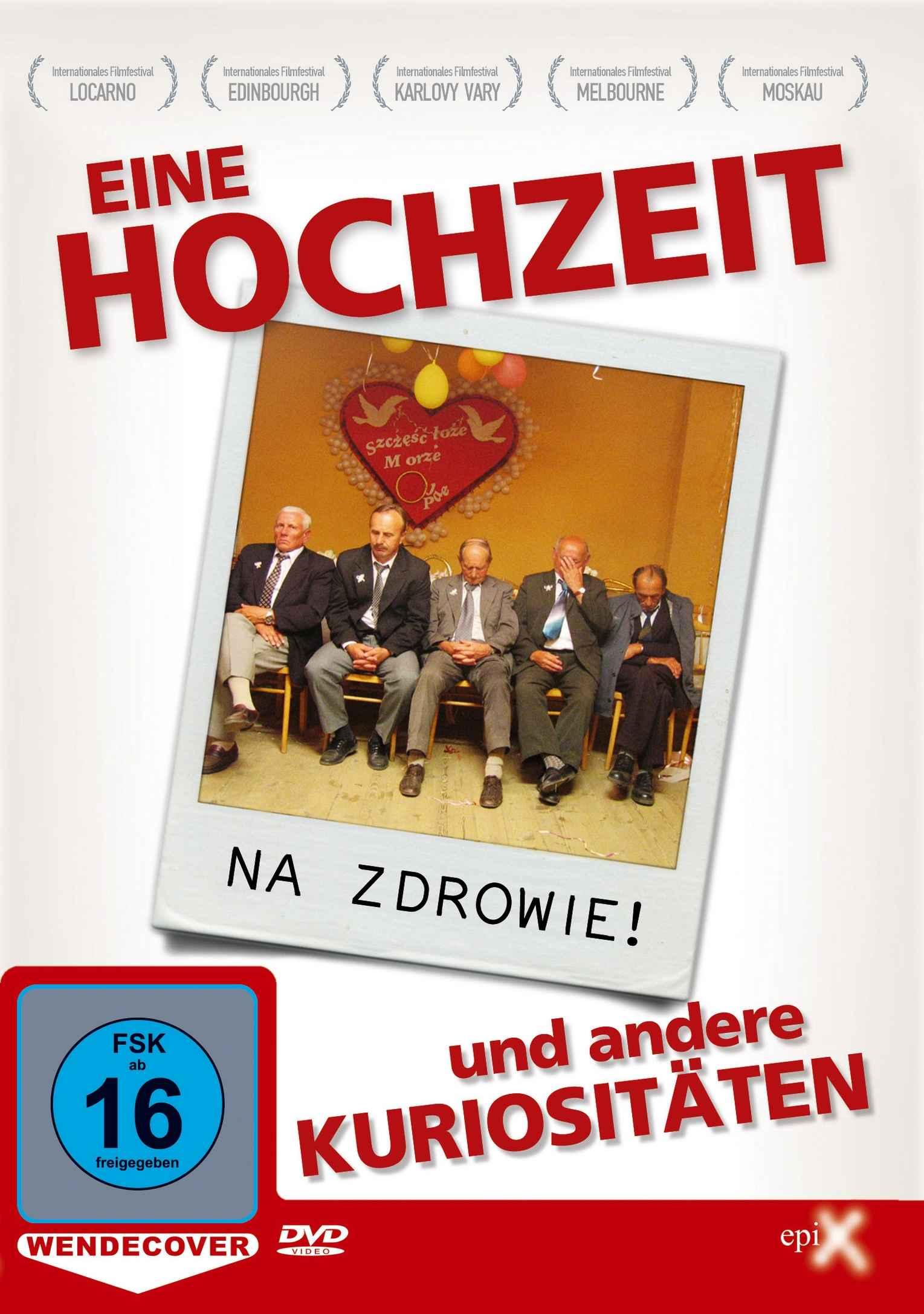 EINE HOCHZEIT UND ANDERE KURIOSITÄTEN Front FINAL