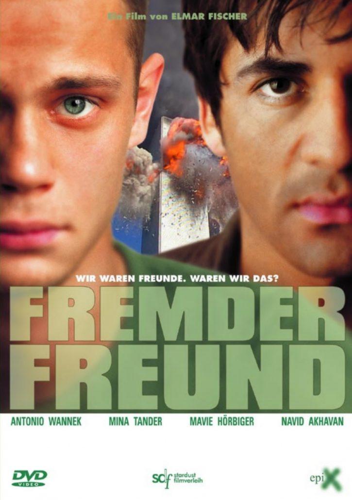 FREMDER FREUND DVD Cover Front