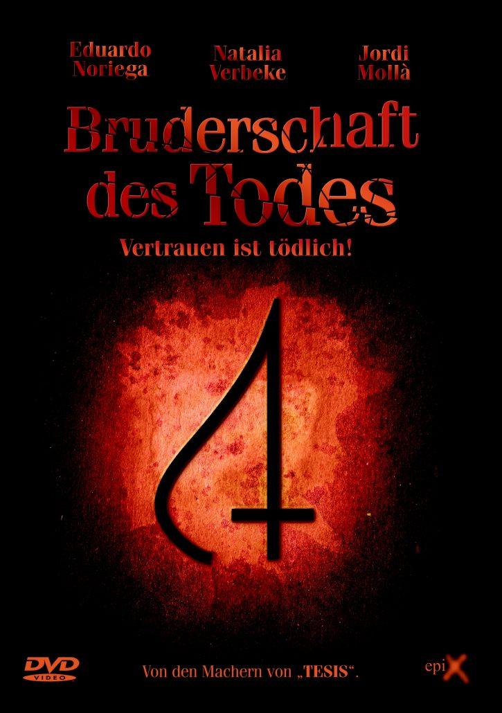 Frontcover BRUDERSCHAFT DES TODES - FINAL