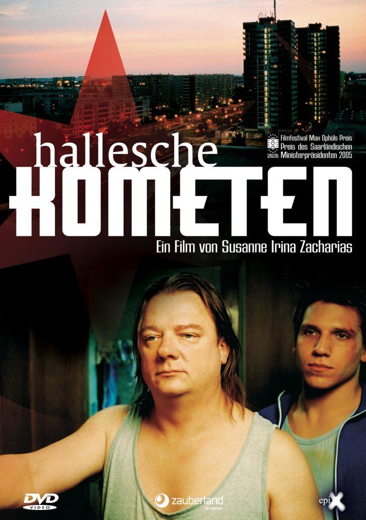 HALLESCHE KOMETEN Front FINAL