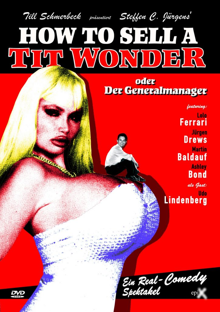 HOW TO SELL A TIT WONDER Front Final