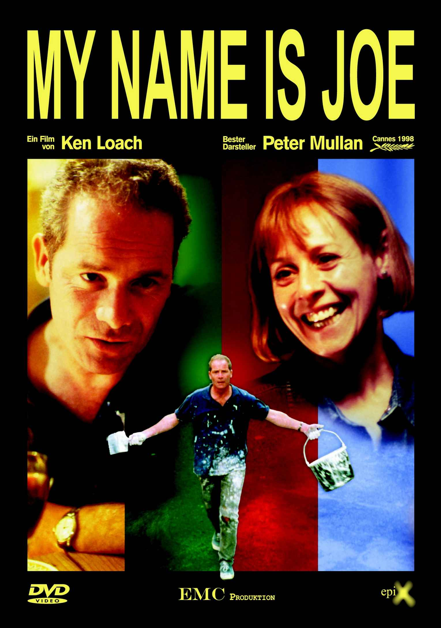 My Name is Joe -  Frontcover FINAL 300dpi