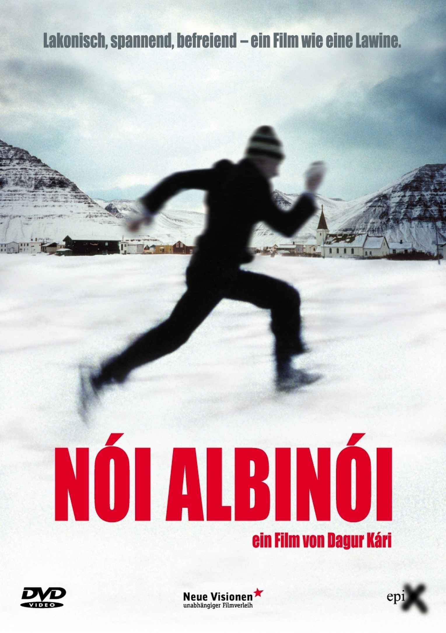 Noi Albinoi 22057-DVD-Cover Front