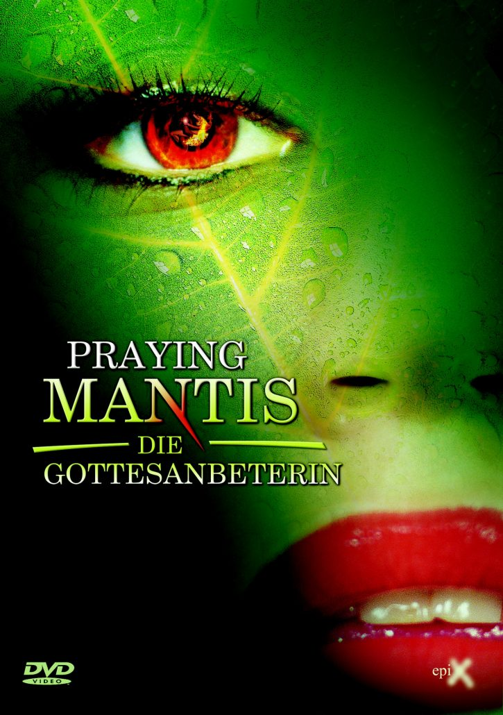 PRAYING MANTIS Frontcover FINAL