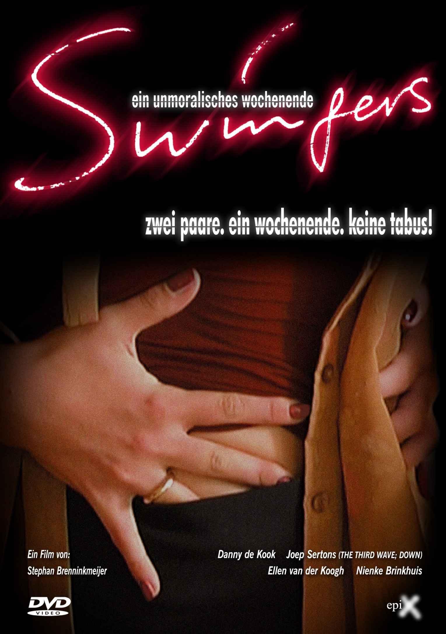 SWINGERS Coverfront
