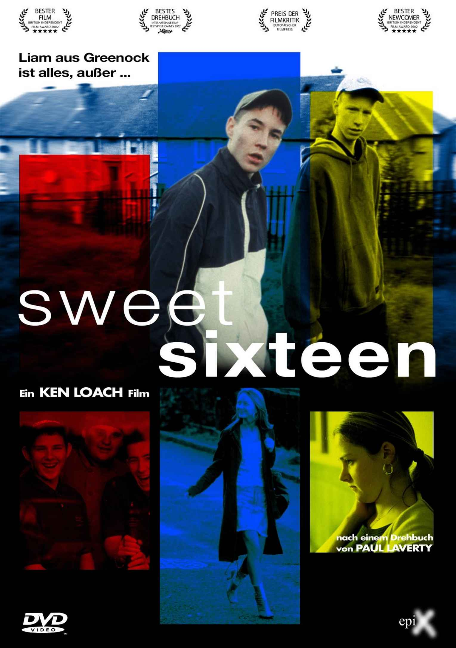Sweet16-DVD