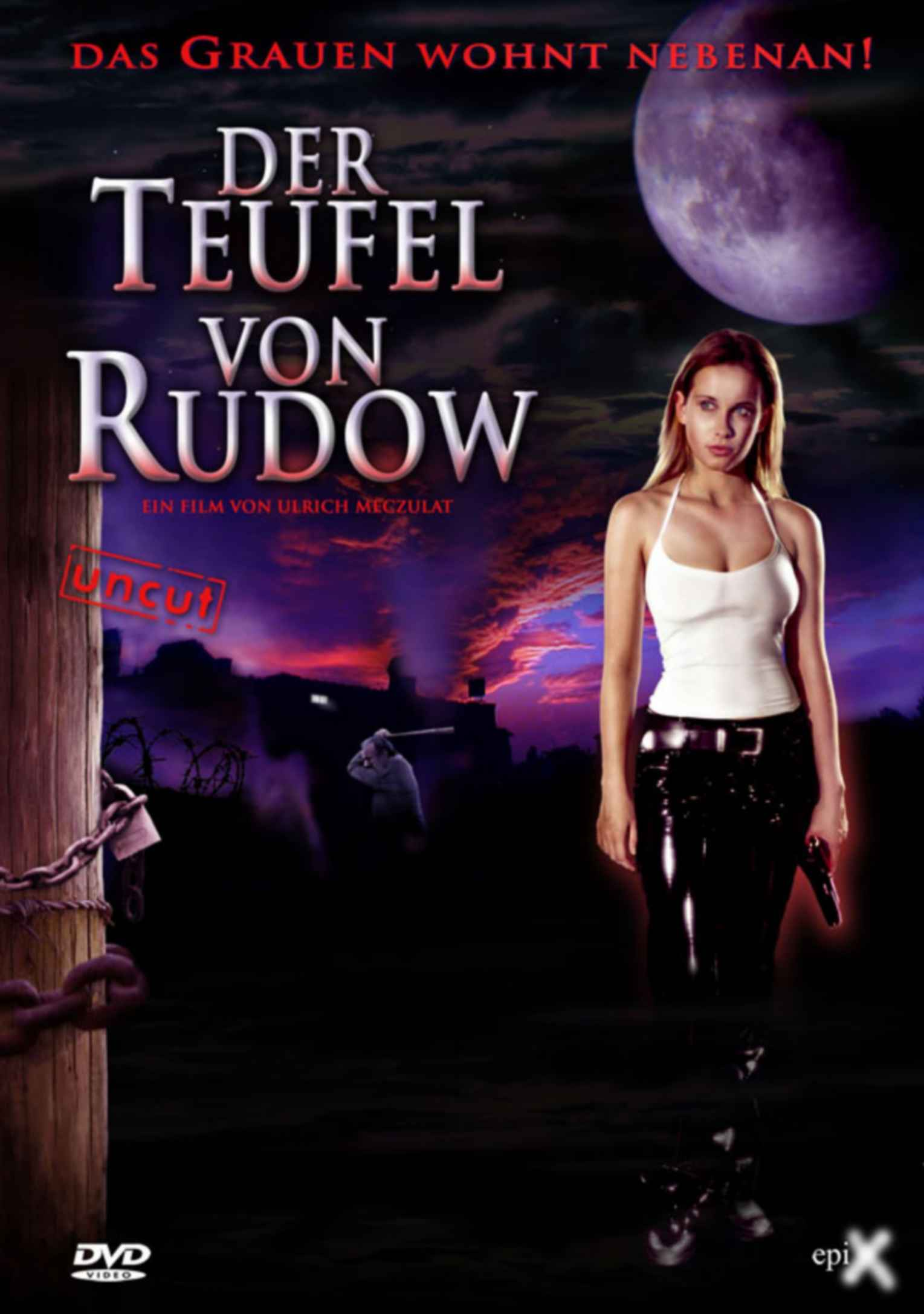 TEUFEL VON RUDOW-Cover-Front