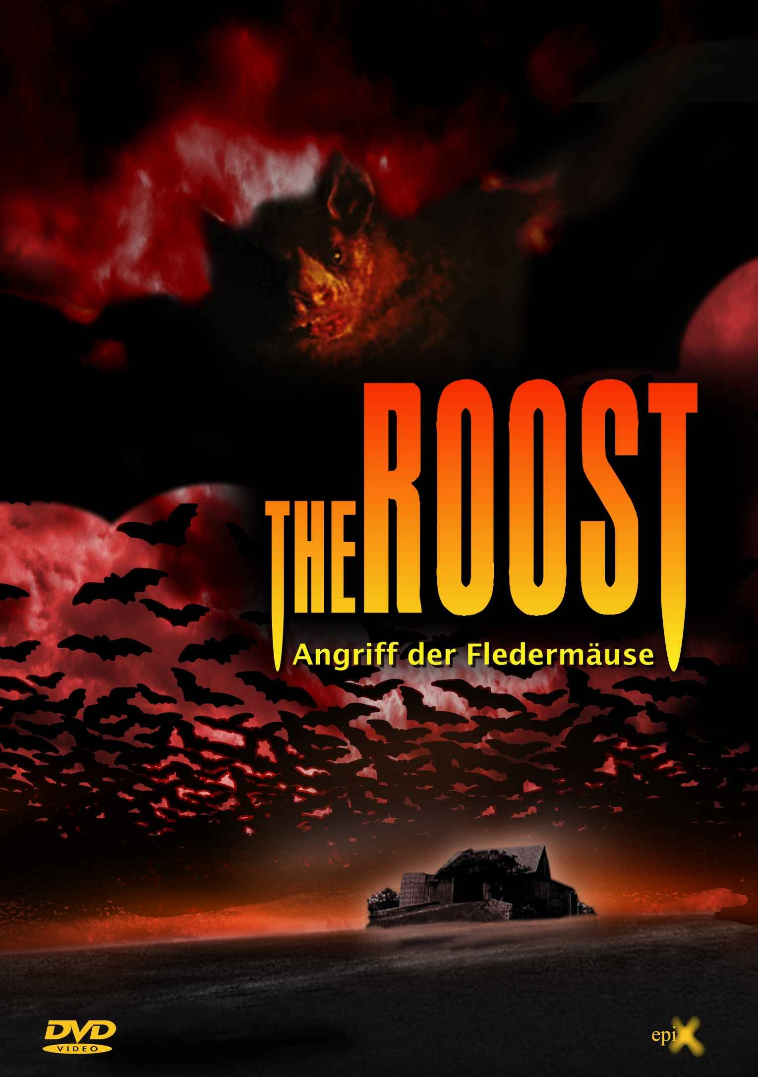THE ROOST - Frontcover