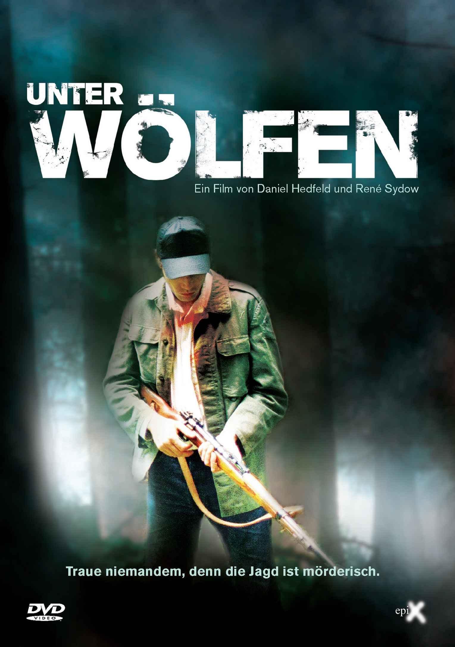 UNTER WÖLFEN - Front final