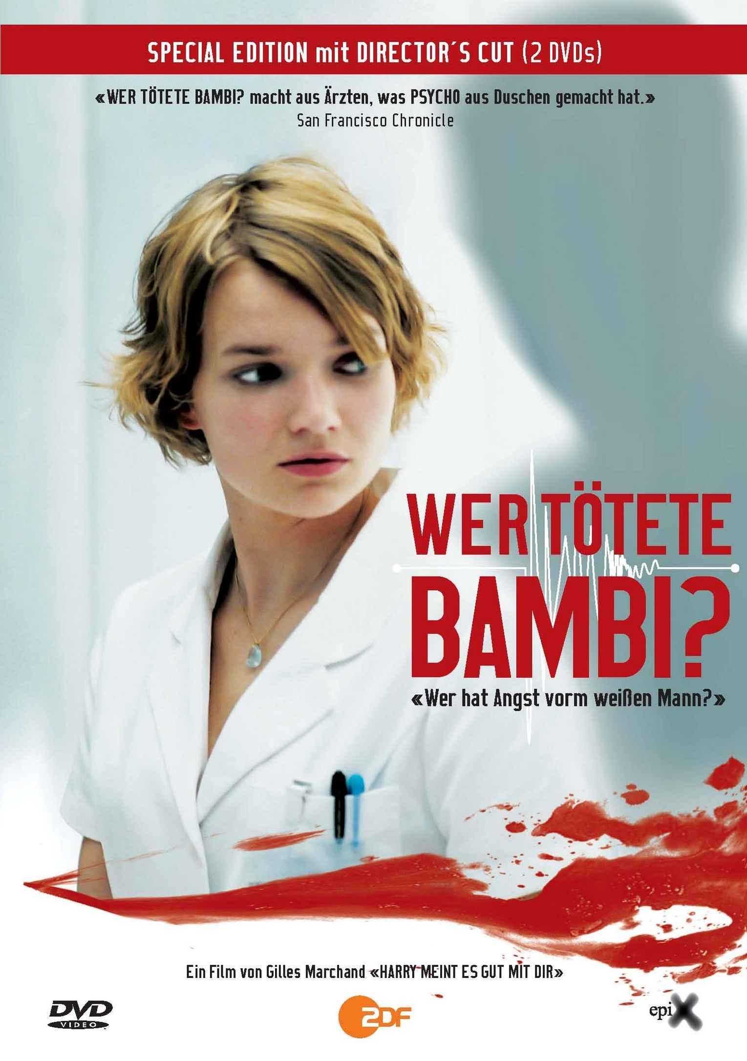 WER TÖTETE BAMBI_FrontcoverDoppel_FINAL