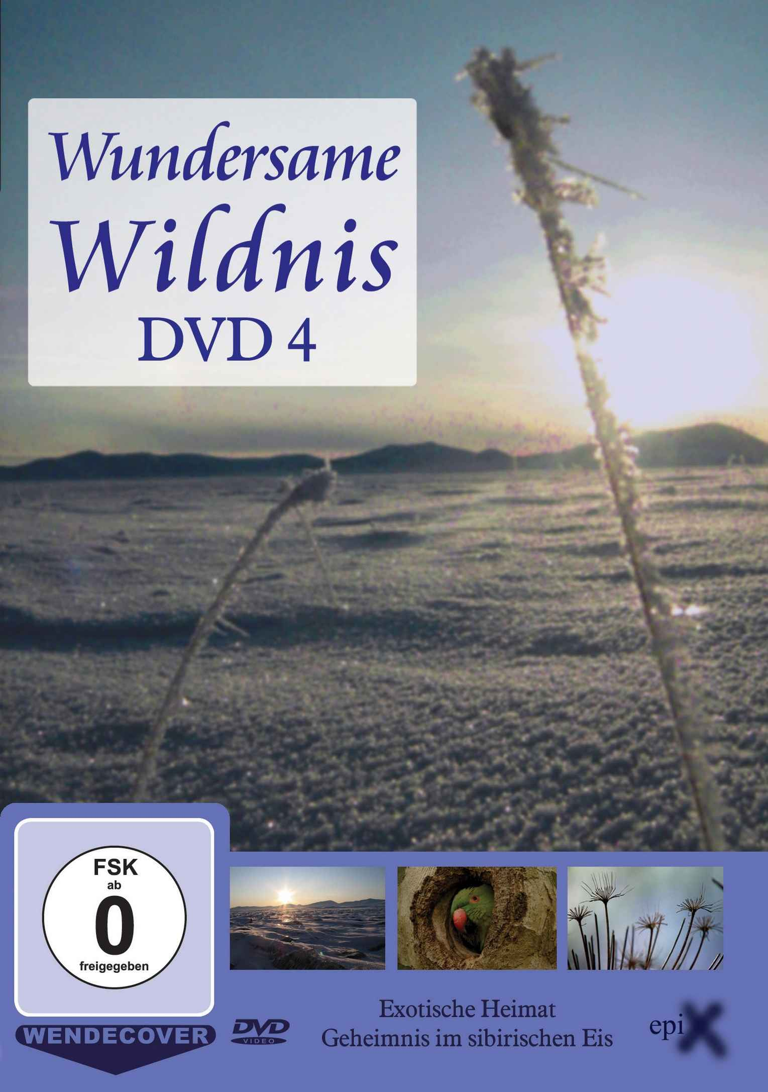 WUNDERSAME WILDNIS DVD 4 Front FINAL