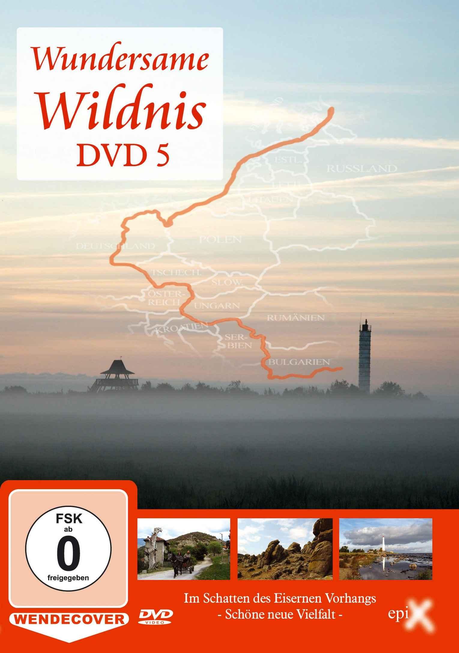 WUNDERSAME WILDNIS DVD 5 Front FINAL