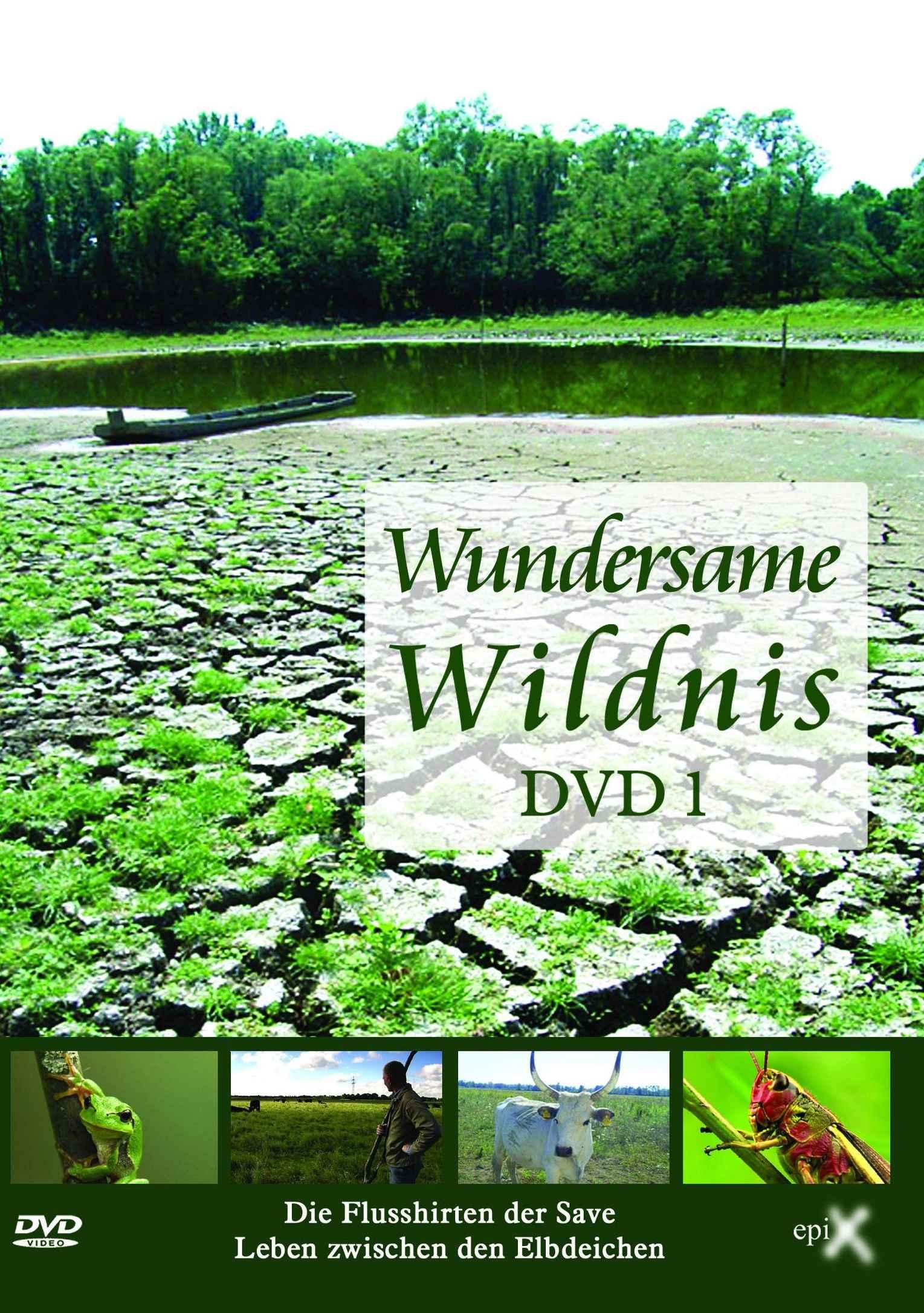 WUNDERSAME WILDNIS Teil 1 Front Final