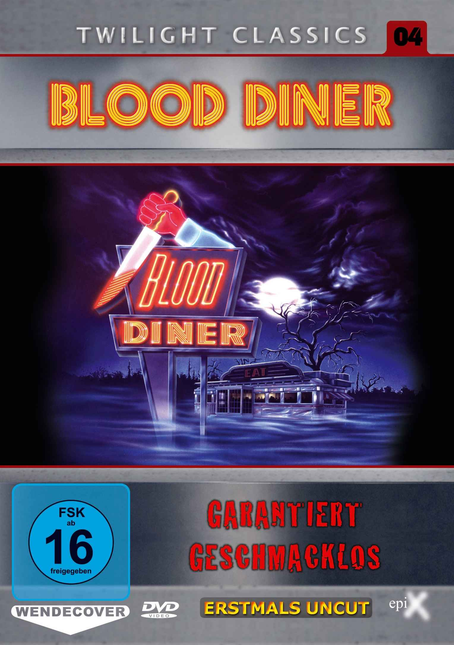 blood diner front fsk ohne dl