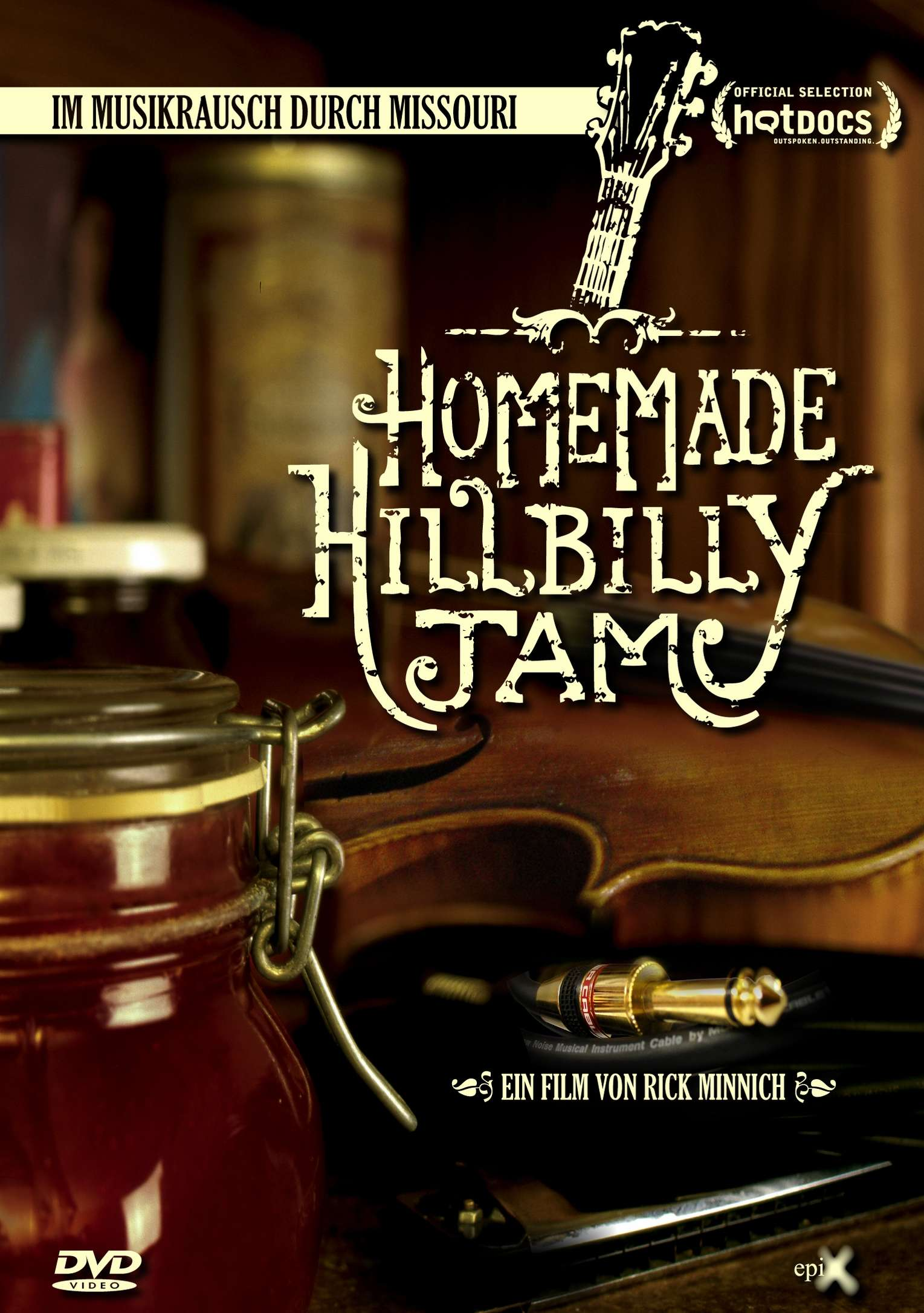 HOMEMADE HILLBILLY JAM Front FINAL