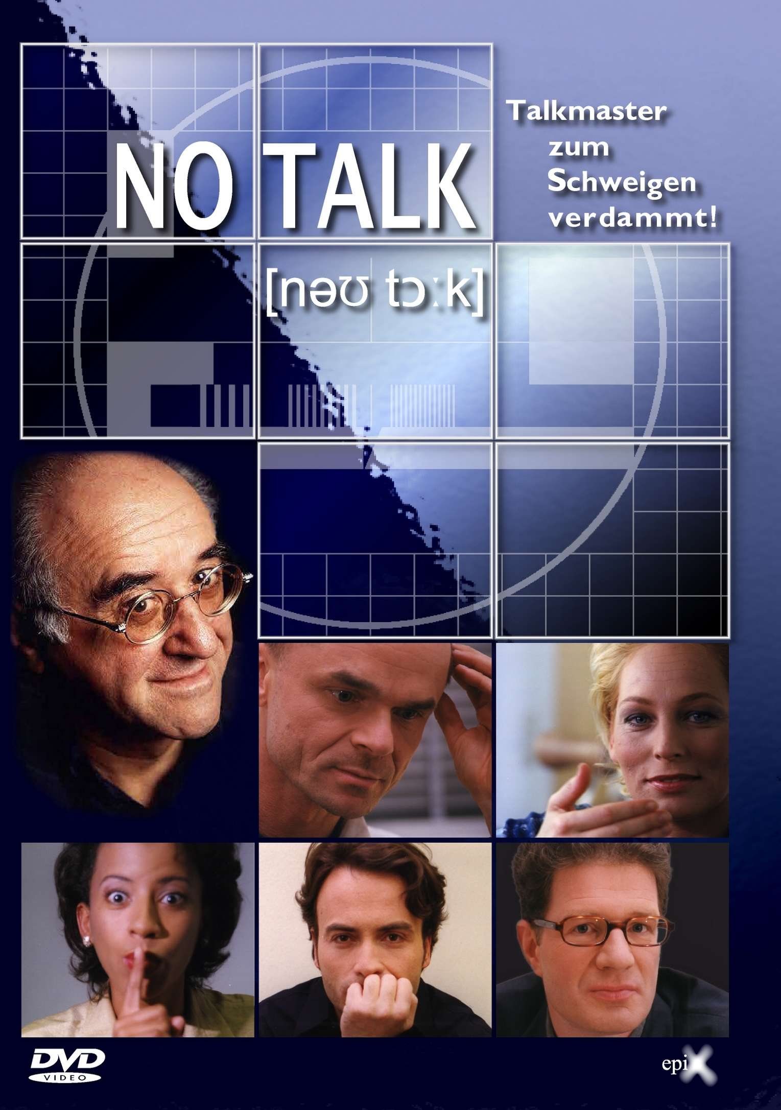 NO TALK Frontcover FINAL